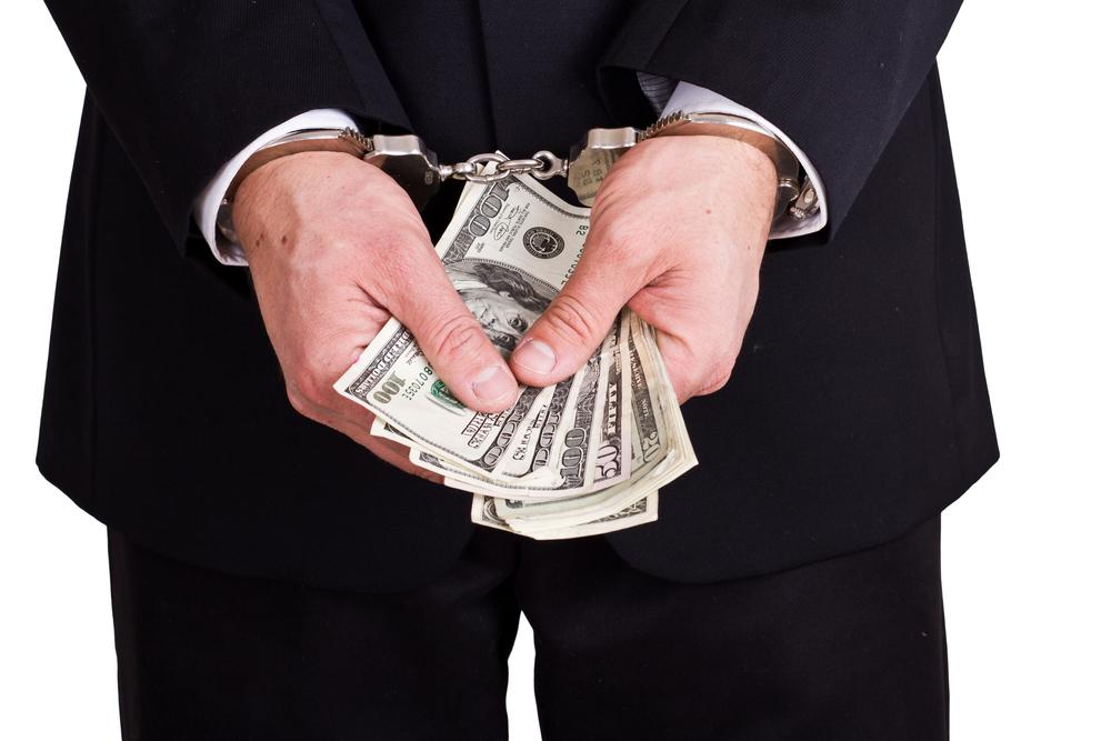 Защита по делам о коррупции